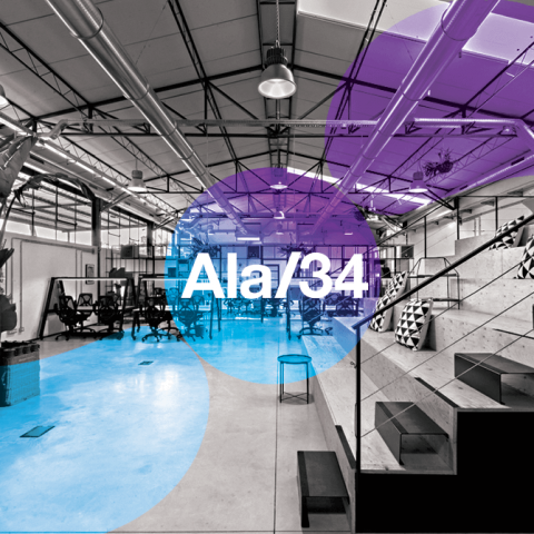 Ala/34 | Coworking & Accelerator