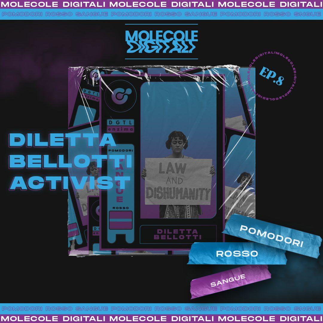 Pomodori Rosso Sangue – Diletta Bellotti | Molecole Digitali Ep.8