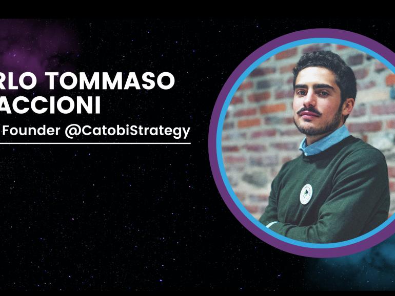 Carlo Tommaso Bisaccioni – CEO & Founder Catobi Strategy
