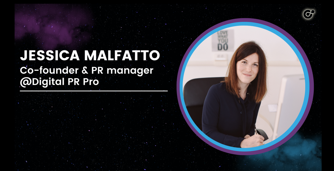 Jessica Malfatto | Co-Founder & PR Manager Digital PR pro