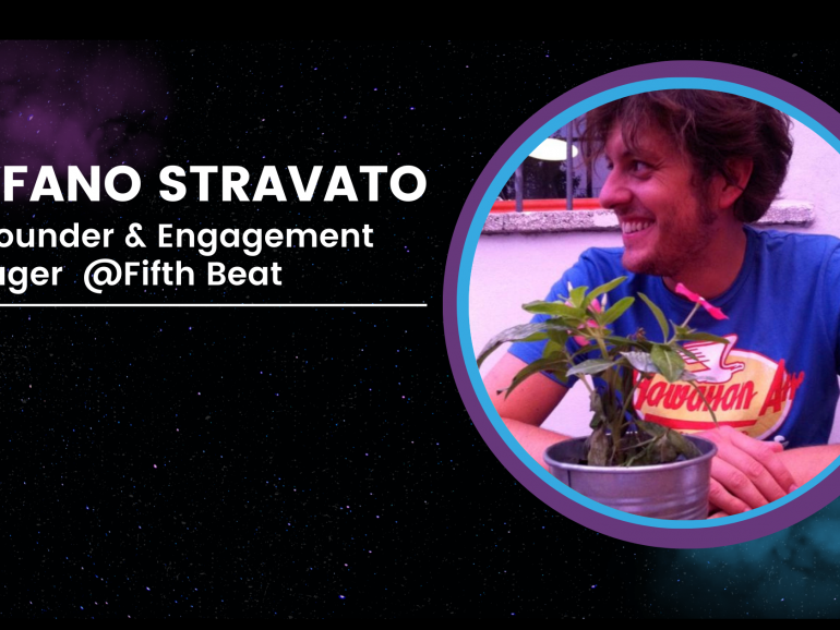 Stefano Stravato   Co-Founder & Engagement Manager Fifth Beat