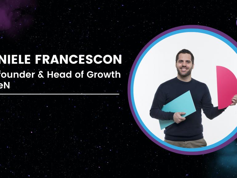 Daniele Francescon   Co-Founder & Head of Growth presso NeN