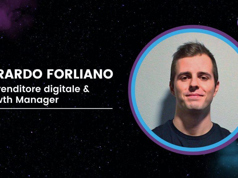 Gerardo Forliano    Imprenditore Digitale & Growth Manager
