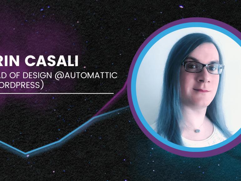 Erin Casali   Head of Design Jetpack (Automattic)