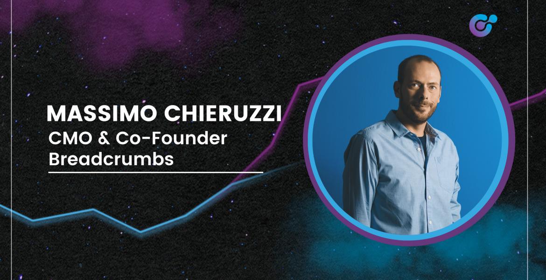Massimo Chieruzzi | CMO & Co-Founder Breadcrumbs